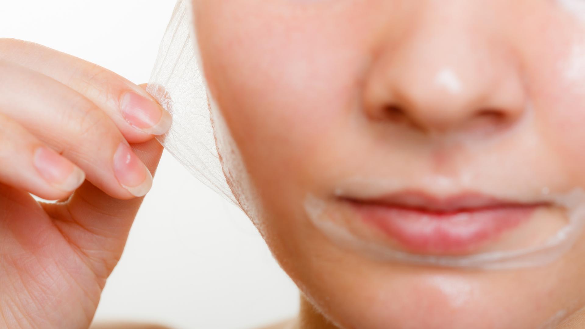 Eliminar manchas faciales